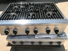 36  Thermador Stainless Start Rangetop  in LA