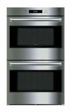 Wolf DO30PE S PH E Series Double Oven w  Pro Handle in Stainless Steel
