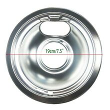Drip Pans Jenn Air for Coil Element  W10196406RW and 3150246RW Set of 6
