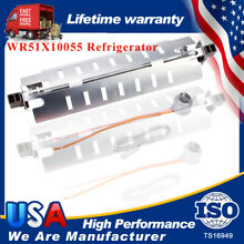 WR51X10055 Refrigerator Defrost Heater Thermostat Kit WR50X10068 for GE Hotpoint