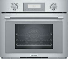 Thermador Professional 30  Stainless Steam Convection Wall Oven   PODS301W