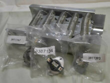 Electric Dryer Heating Kit Parts Fits Many Brands 279838 3977393 3977767 3387134