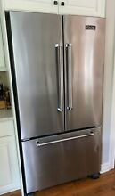36  Viking Counter Depth Refrigerator   Chicago Area Pickup Only