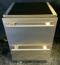 True Residential TUR24DSSB 24 Inch Undercounter Refrigerator Drawers Stainless S