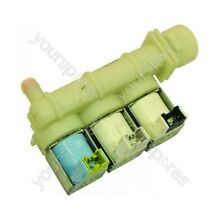 Genuine Indesit Washing Machine Triple Valve