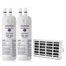 Whirlpool Fridge Water Filter W10295370  2pack Air Filter W10311524  1pack  SET