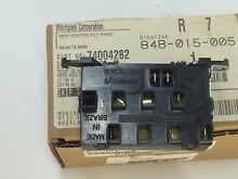 74004282   WP74004282 WHIRLPOOL GAS RANGE SPARK MODULE  NEW PART