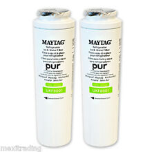 2 x Amana Maytag PuriClean II UKF8001AXX UKF8001 Fridge Filter