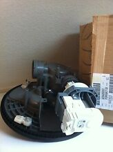 W10605060   WPW10605060  WHIRLPOOL DISHWASHER MOTOR PUMP ASSEMBLY   NEW PART