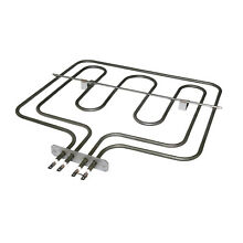 2350W Dual Grill Cooker Oven Heating Element For Electrolux EKC5544W EKC5545X