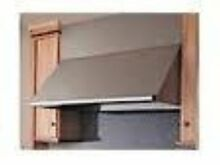DACOR Millinia 36  Stainless Wall Mounted Hood MHD3609S