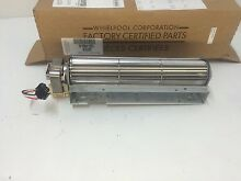 W10641253   WPW10641253 WHIRLPOOL OVEN BLOWER  NEW PART