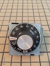 Frigidaire Dryer Timer 3016445 with Knob 136981 100  478043 Hard to Find