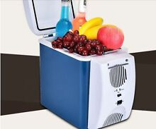 Mini Portable DC 12V 7 5L Refrigerator Cooler   Warmer for Car   Home 220v 12v