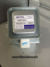 Magnetron WITOL 2M339J For Midea Microwave Oven Good Condition