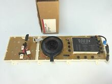 WE04X10163  GE DRYER CONTROL BOARD   NEW PART