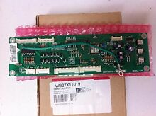 WB27X11019 GE MICROWAVE SMART BOARD  NEW PART