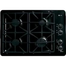 GE JGP329DETBB Black 30 in  Gas Gas Cooktop