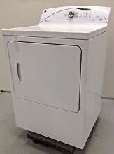 GE GTDN550EDWW Electric Dryer   7 0 cu  ft  Capacity   White