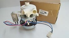 WD26X10020 GE DISHWASHER PUMP MOTOR  NEW PART