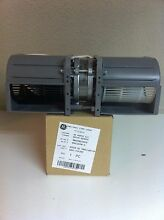 WB26X20405 GE MICROWAVE VENT MOTOR  NEW PART