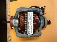 Maytag Washer Belt Drive Motor   Part   3388239 Used