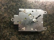 Maytag Dishwasher Timer Part  WP99001468