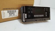 W10349612   WPW10349612 WHIRLPOOL RANGE ELECTRIC CONTROL  NEW PART