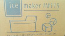 Frigidaire Ice Maker Kit IM116000 IM115   New in Box  Never Opened