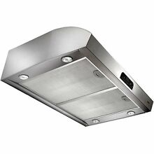 Broan 30  Evolution Under Cabinet Range Hood 4 Speed Blower 4 Lights Full Filter