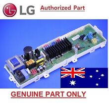 LG CONTROL CIRCUIT BOARD FOR WD 11020D FRONT LOAD WASHING MACHINE   6871ER1081Y