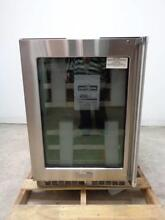 Marvel Professional Series MP24WDG4LS 24 Inch Built in Dual Zone Wine Cooler SS