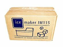 Frigidaire IM115 Ice Maker Kit New In Box See Discription