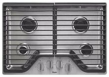 Whirlpool WCG51US0DS 30  Gas Cooktop w 4 Burners in Stainless  Retail is  629