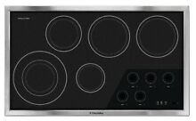 Electrolux Wave Touch Series EW36IC60IS 36  Induction Cooktop with 5 Zones