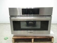 Bosch 800 Series  30  1 6 cu  ft  True Convection Speed Oven HMC80151UC
