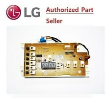 LG  GENUINE  WASHING  MACHINE   PART   EBR64458104  PCB DISPLAY