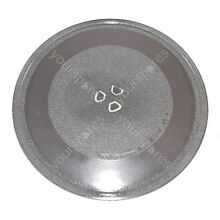 Microwave Turntable Glass 320mm Fits Sharp and Swan Universal