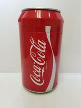 Koolatron Coca Cola Retro Can Shaped Personal Mini Fridge  LP2067607