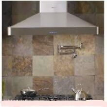 DACOR DHW361 36  Wall Mount Chimney Hood with a 600 CFM blower Pictures