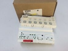 00676962 BOSCH DISHWASHER ELECTRIC CONTROL  NEW PART