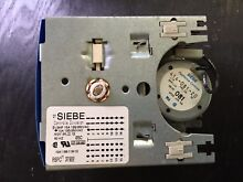 Amana Whirlpool Speed Queen Washing Machine Washer Timer 37922P 2002712