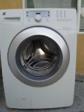Kenmore Front Loading Washer Model  402 49032012  LED control panel  4 0 cu Ft