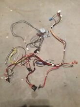 Kenmore Wall Oven Wiring Harness  Relays  Switches