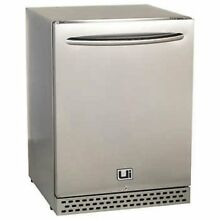 Outdoor Urban Islands 4 9 cu ft  Refrigerator  304 Stainless Steel  NO TAX