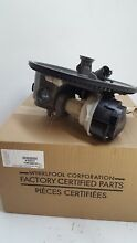 W10902372 WHIRLPOOL DISHWASHER PUMP AND MOTOR  NEW PART