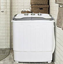 Washer and Dryer Combo Portable Washing Machine 8lbs Stackable Cheap All in One