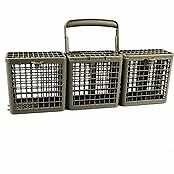 5005DD1001B For LG Dishwasher Silverware Basket