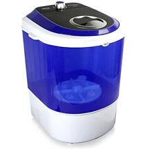Electric Small Portable Compact Washer Washing Machine   for Dorms College Rooms