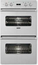 Viking Professional Premiere 30  Double Electric Convection Wall Oven VEDO5302SS